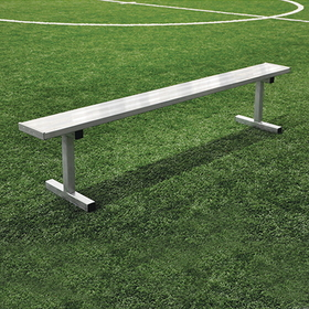 Jaypro 21' Permanent Players Bench, Price/each