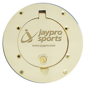 Jaypro Brass Cover Plate Only, Price/each