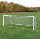 Jaypro Semi-Permanent/Permanent Sq Soccer Goal