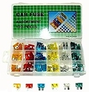 120 Pcs Car Fuse Assortment