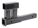 Dual 2 Inch Hitch Receiver Adapter Extender