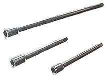 "3 Pcs 3/8"" Extension Bar Set - ( Long )"