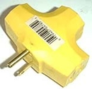 Electric Adapter \ 3 Outlet