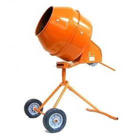 5 CuFt Tripod Electric Cement Mixer