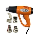 Electric Heat Gun with Accessories