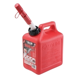 1 Gallon Gasoline Can (Container)