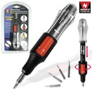 10 in 1 Autoloading Precision Screwdriver w \ Ratchet - Nk # 01336A