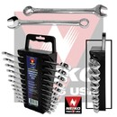 11 Pcs Multi-Fit OCTA-Metric Combination Wrench Set - Nk # 03132A