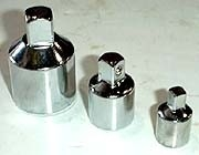 3 Pcs Reducer  Set