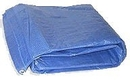 10 Ft. x 10 Ft. Blue Poly Tarp