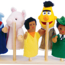 Jonti-Craft 0498JC PUPPET STAND