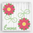 JDS CA0116 Personalized Kids Canvas Sign