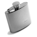 JDS Personalized Textured Stainless Steel Flask