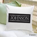 JDS GC1259 Family First Throw Pillow