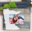 JDS GC1283 Rustic wood State Picture Frame