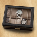 JDS GC1400 Monogrammed Watch Box