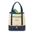 JDS GC1408 Personalized Cotton Insulated Tote and Cooler