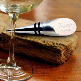 JDS GC189 Personalized Wine Bottle Stopper