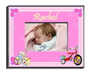 JDS Personalized Girl's Blocks Picture Frame