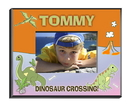 JDS Personalized Dinosaur Picture Frame