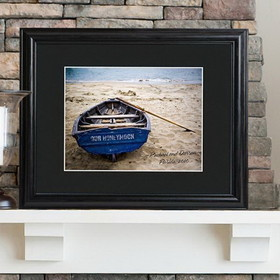 JDS Personalized Life is But a Dream Print with Wood Frame