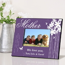 JDS Personalized Bloomin' Butterfly Picture Frame