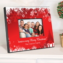 JDS Personalized Holiday Suprises Picture Frame