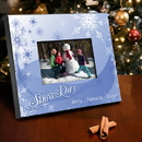 JDS Personalized Snow Day Picture Frame
