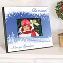 JDS Personalized Snowscapes Picture Frame