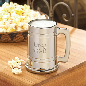 JDS GC827 Personalized Gunmetal Mug