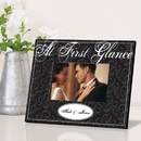 JDS Personalized At First Glance Picture Frame