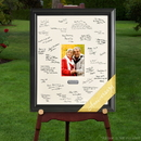 JDS Personalized Celebration Anniversary Signature Frame
