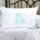 JDS Personalized Faith and Love Pillow Case