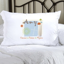 JDS Personalized Nature's Song Pillow Case