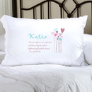 JDS Personalized Proverbs Pillow Case