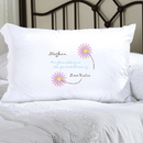 JDS Personalized Friends Blessing Pillow Case
