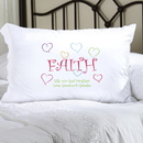 JDS Personalized Lighthearted Faith Pillow Case