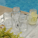JDS Personalized Classic Jar Glass Set of 4