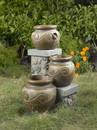 Jeco FCL022 Venice Multi Pot Outdoor/Indoor Fountain