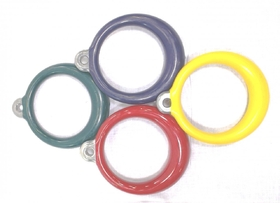 "Jensen Swing Commercial 6"" in Plastisol Ring"