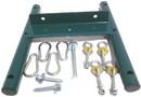 Jensen Swing GSA Glider Support & Assembly - Residential - 4 SH142 / 4 H165 / 2 - 1/4