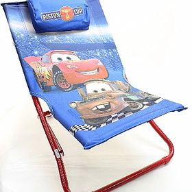 Cars Foldable Beach/Lawn Chair