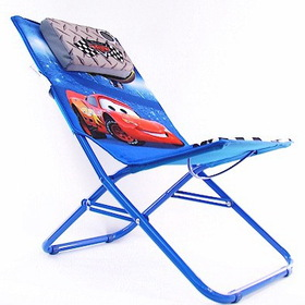 Disney Pixar Cars Lounger Chair With Built-In Speaker