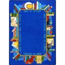Joy Carpets 1438 Rug, Read to Succeed