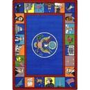 Joy Carpets 1450 Rug, Symbols of America