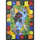 Joy Carpets 1459 Rug, We Dig Dinosaurs