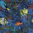 Joy Carpets 1501 Rug, Under the Sea
