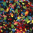 Joy Carpets 1503 Rug, Splatter Paint