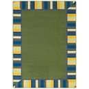 Joy Carpets 1535 Rug, Clean Green