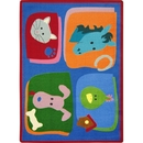 Joy Carpets 1716 Rug, My Favorite Animals